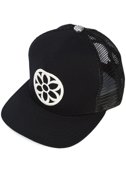 GOOD ART HLYWD GOODART HLYWD CAP ROSETTE WHITE