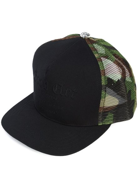 GOOD ART HLYWD GOODART HLYWD CAP LOGO CAMO