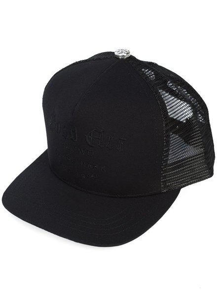 GOOD ART HLYWD GOODART HLYWD CAP LOGO BLACK