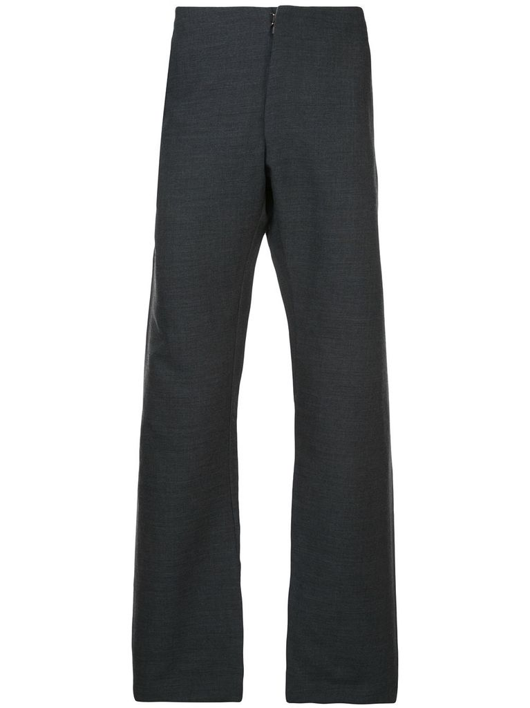 MA+ MA+ VERTICAL POCKETS WIDE PANTS