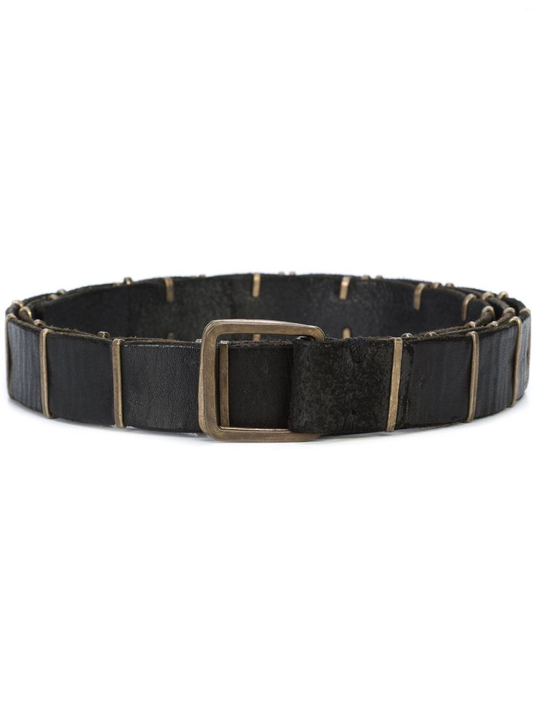 MA+ MA+ DOUBLE SQUARE REVERSIBLE STAPLE BELT