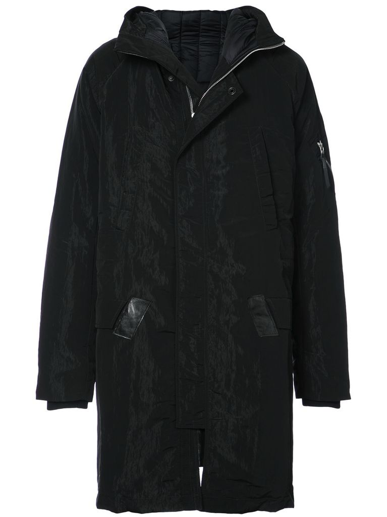11 BY BORIS BIDJAN SABERI 11 BY BORIS BIDJAN SABERI MEN WINTER PARKA WITH PRIMALOFT 200GR LINING
