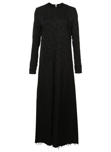 YANG LI YANG LI WOMEN LONGSLEEVE ZIPPED DRESS