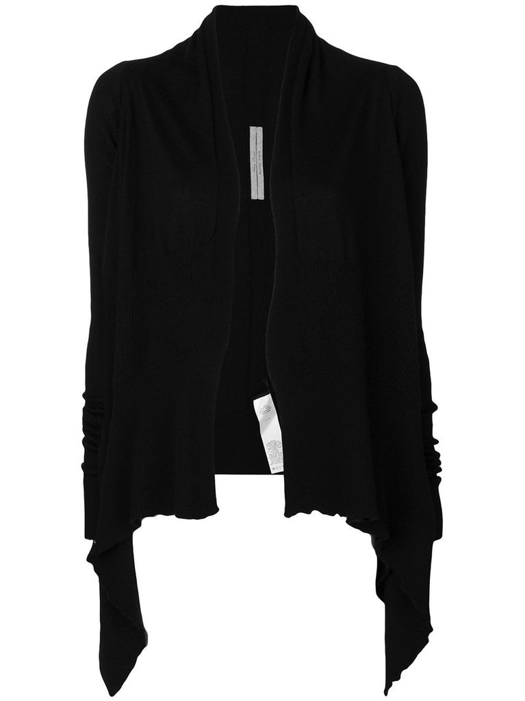RICK OWENS RICK OWENS WOMEN MEDIUM WRAP CARDIGAN