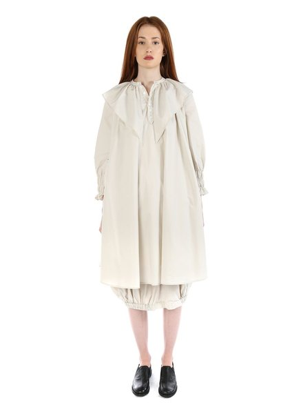 RENLI SU RENLI SU WOMEN LAYERED COLLAR DRESS