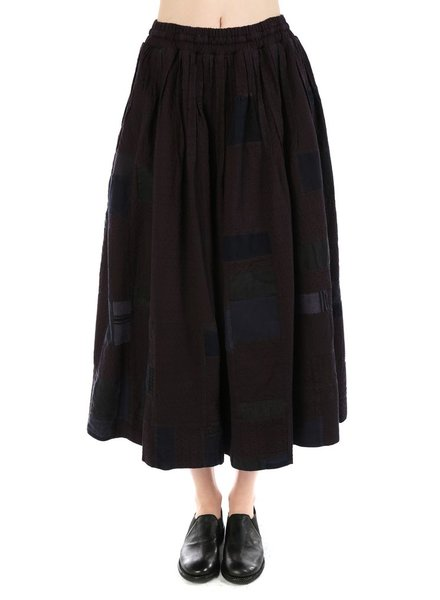 SARK STUDIO SARK STUDIO WOMEN REEVE PATCH SKIRT