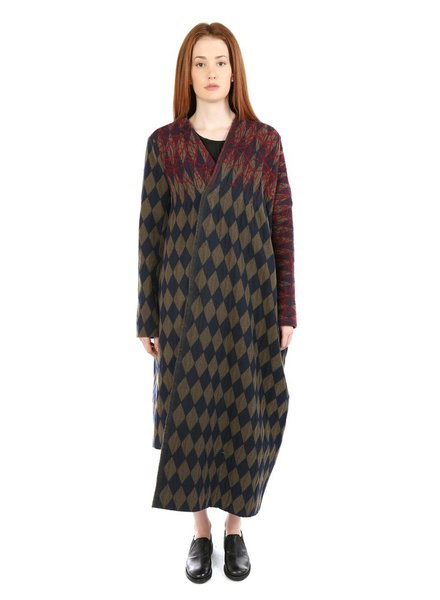 UMA WANG UMA WANG WOMEN CORRENE COAT