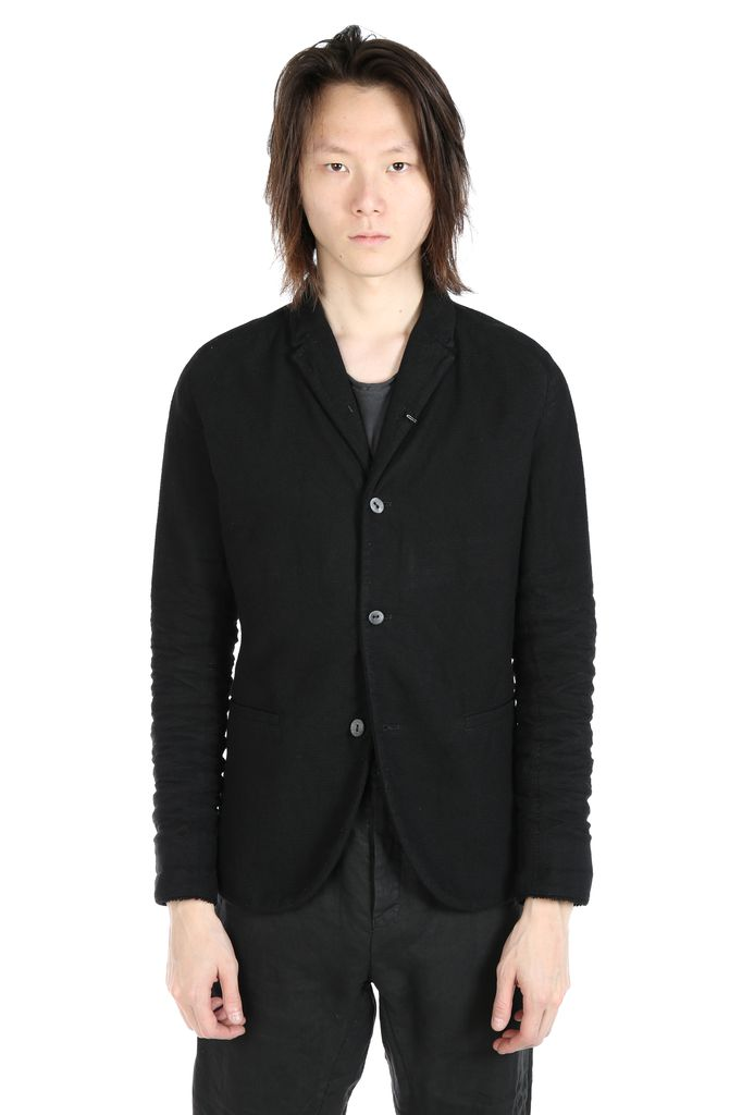 LAYER-0 LAYER-0 MEN WOOL CLASSIC JACKET