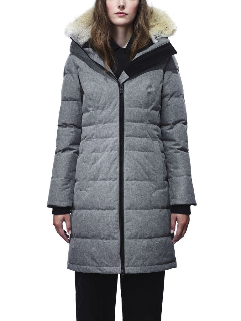 canada goose parka flannels