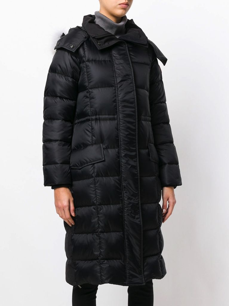 canada goose jackets material