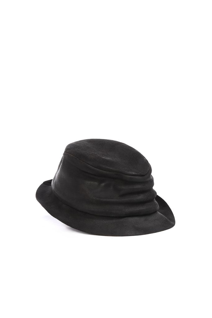 LAYER-0 LAYER-0 MEN HORSE LEATHER HAT