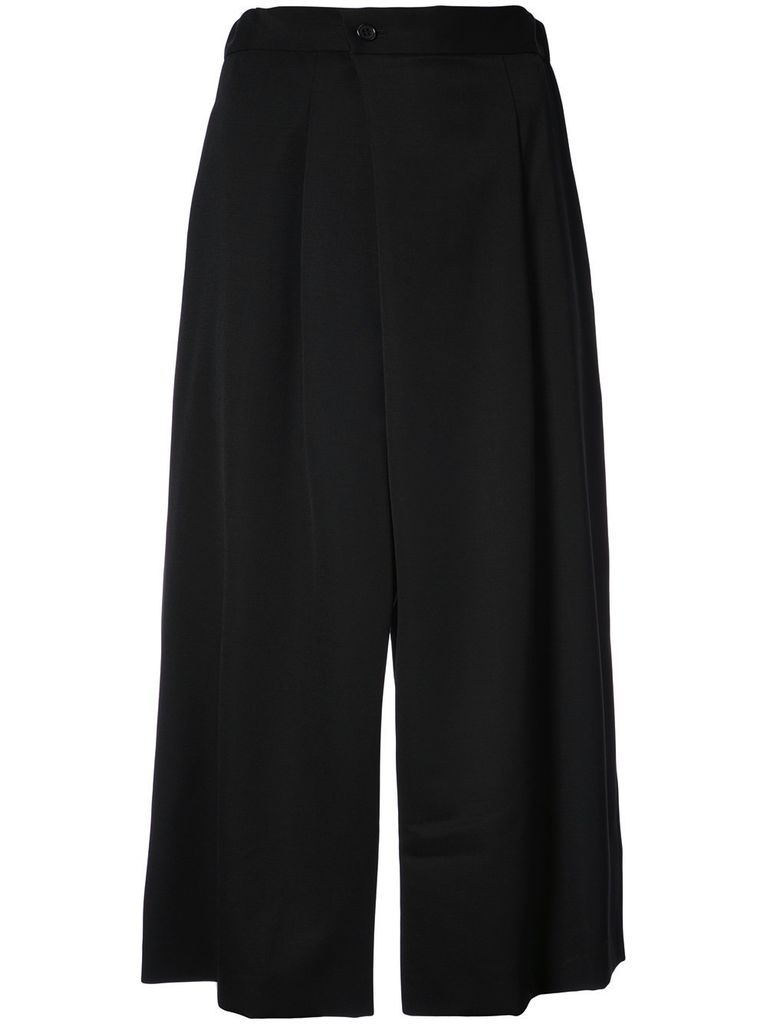 Y'S Y'S WOMEN QUARTER LENGTH PANTS