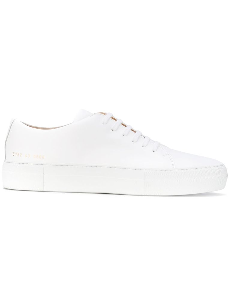 COMMON PROJECTS COMMON PROJECT MEN COURT LOW SUPER SNEAKER