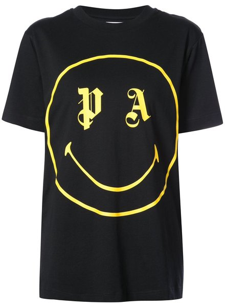 PALM ANGELS PALM ANGELS SMILING TEE