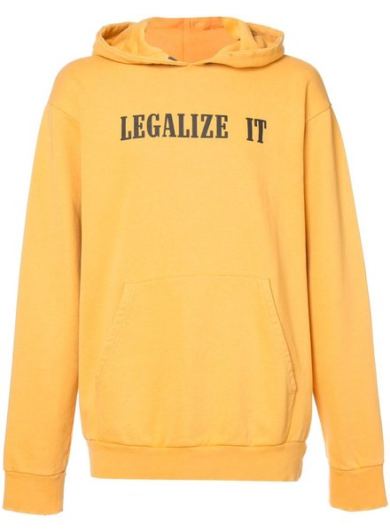 PALM ANGELS PALM ANGELS MEN LEGALIZE IT HOODY