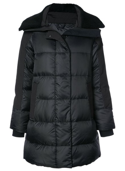 CANADA GOOSE CANADA GOOSE WOMEN BLACK LABEL ALTONA COAT