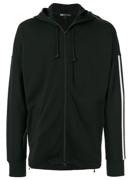 Y-3 Y-3 MEN 3 STRIPE HOODY