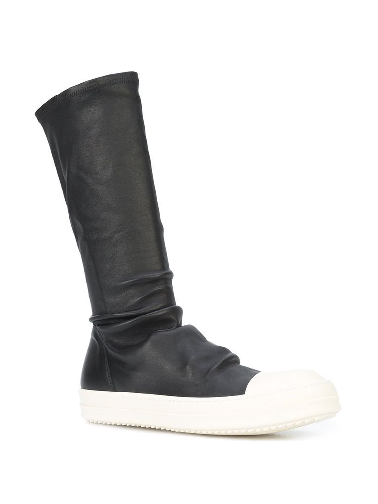 Sock Sneaker Boots Rick Owens AlAhOX