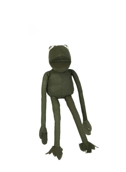 READYMADE READYMADE VINTAGE ARMY TENT NEW FROGMAN