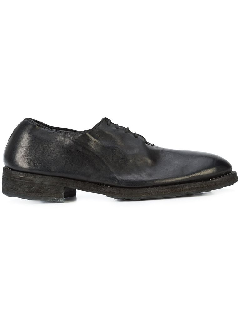 GUIDI GUIDI WOMEN OX02A CLASSIC OXFORD SHOE
