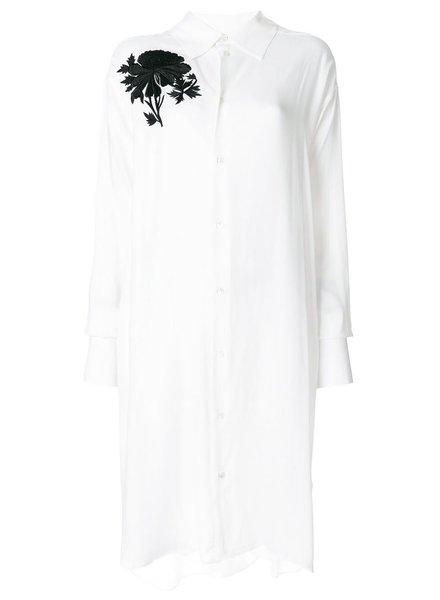 ANN DEMEULEMEESTER ANN DEMEULEMEESTER WOMEN INFINITY SHIRT DRESS
