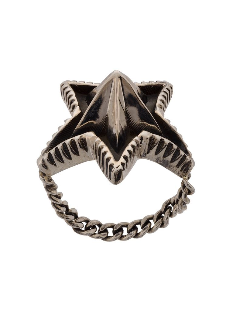 CODY SANDERSON CODY SANDERSON SPIKE STAR WITH CHAIN RING