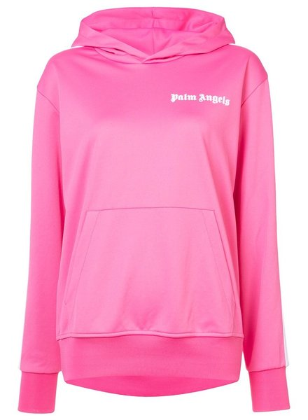 PALM ANGELS PALM ANGELS UNISEX TRACK HOODY