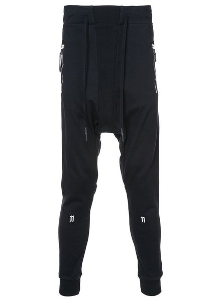 11 BY BORIS BIDJAN SABERI 11 BY BORIS BIDJAN SABERI MEN LOGO & TYPE SWEATPANT