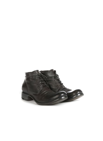 LAYER-0 LAYER-0 WOMEN KANGAROO LEATHER ANKLE BOOT