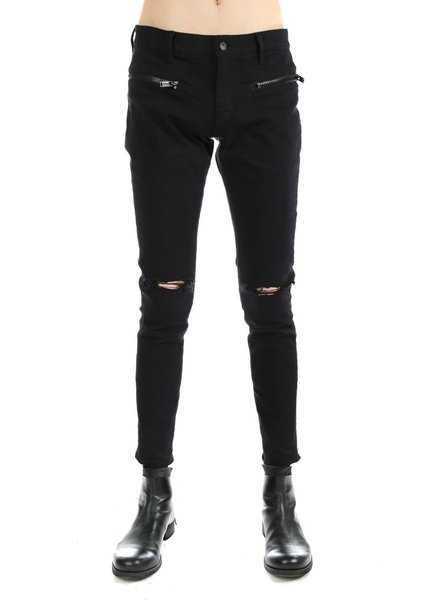 UNDERCOVER UNDERCOVER MEN ZIP DENIM