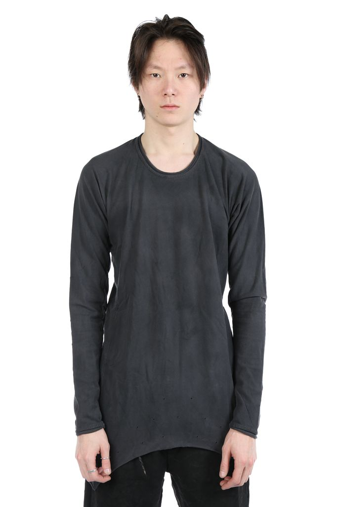 LAYER-0 LAYER-0 MEN LONG T-SHIRT