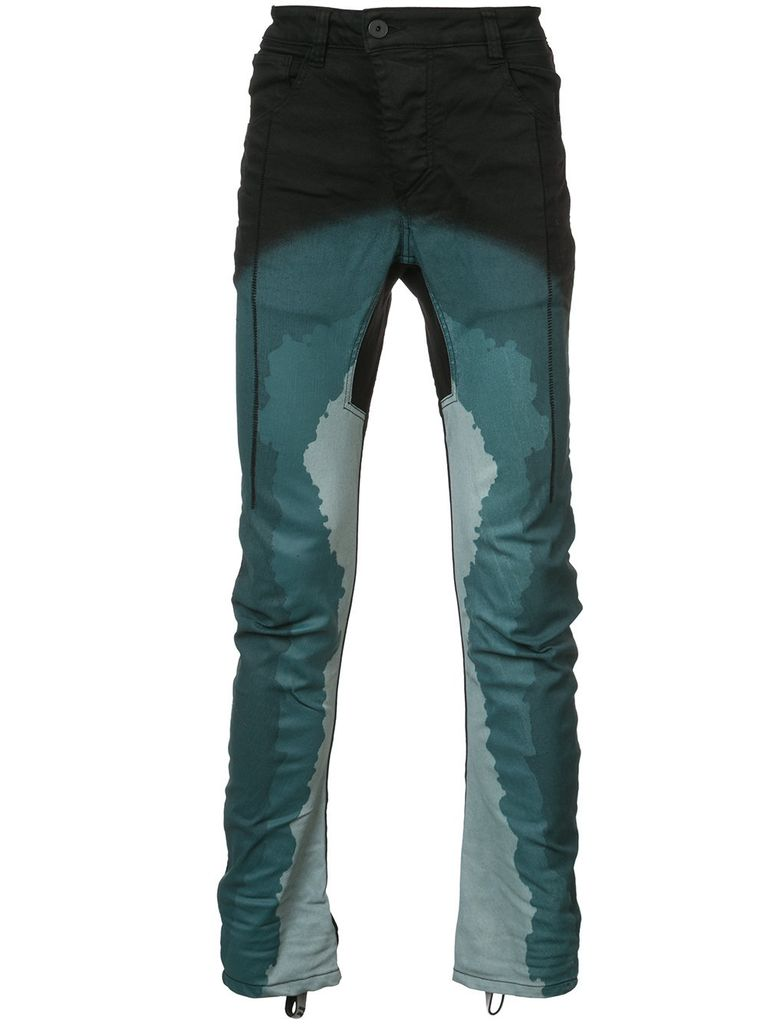 11 BY BORIS BIDJAN SABERI 11 BY BORIS BIDJAN SABERI MEN TIBURON WASHED DENIM