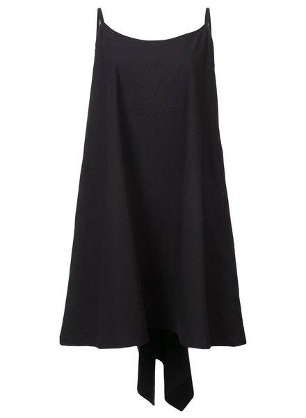 YOHJI YAMAMOTO YOHJI YAMAMOTO WOMEN ZIP BACK FLARE DRESS