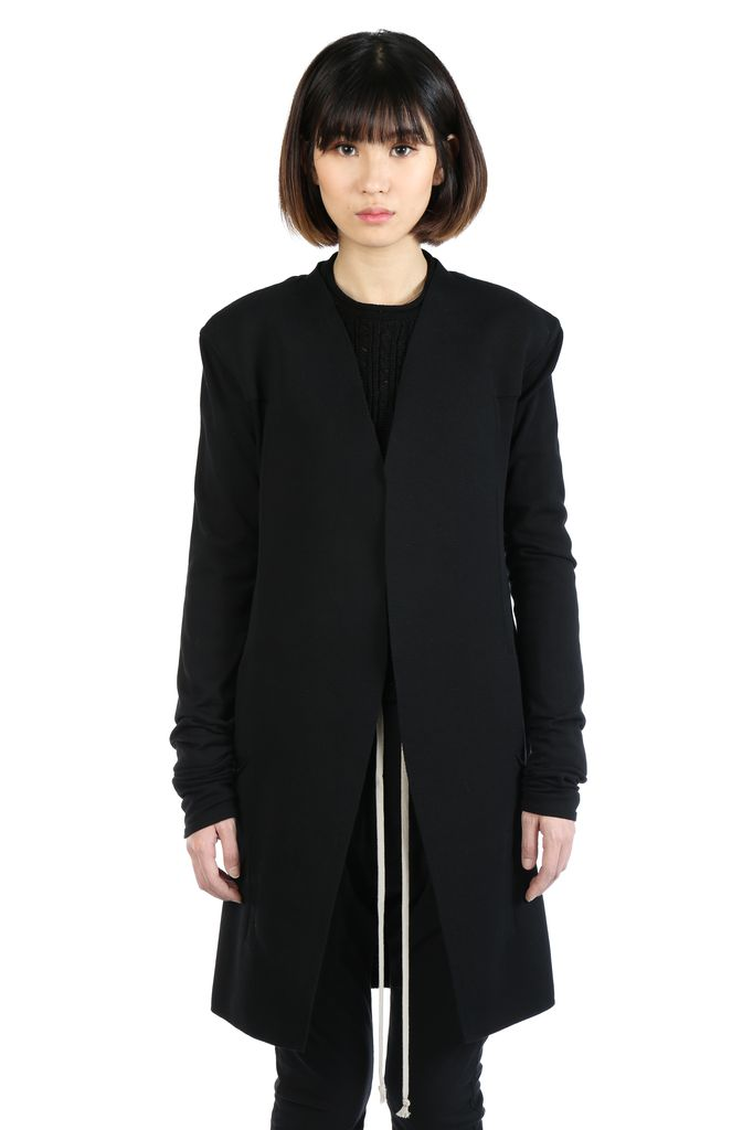 RICK OWENS RICK OWENS WOMEN DIRT CARDIGAN COAT