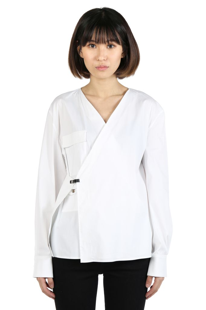 ALYX ALYX WOMEN LONG SLEEVE SHIRT