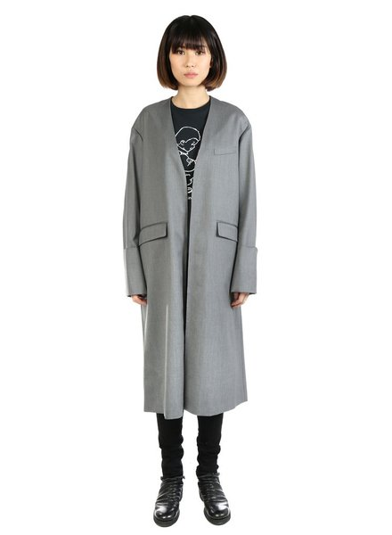 UNDERCOVER UNDERCOVER WOMEN REVERSIBLE COAT