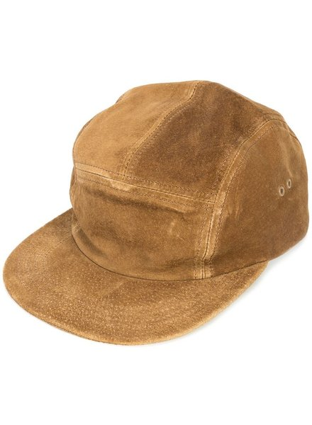 HENDER SCHEME HENDER SCHEME WATER PROOF PIG LEATHER JET HAT