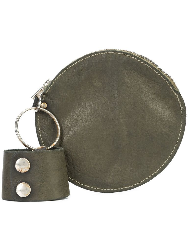 GUIDI GUIDI CIRCLE COIN POCKET