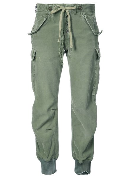 GREG LAUREN GREG LAUREN WOMEN ARMY M51 LOUNGE PANT