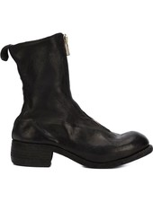 GUIDI GUIDI WOMEN PL2 SOFT HORSE LEATHER FRONT ZIP BOOT