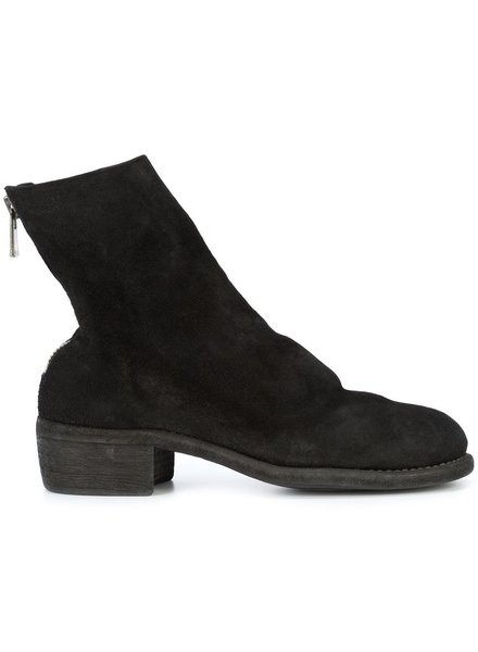 GUIDI GUIDI WOMEN SHORT BACK ZIP BOOT