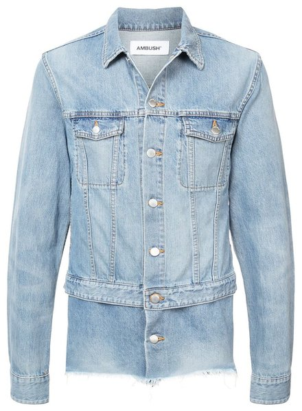 AMBUSH AMBUSH DENIM SHIRT