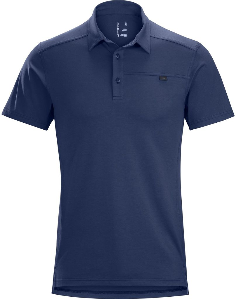 ARC'TERYX ARC'TERYX MEN CAPTIVE SHORT SLEEVE POLO