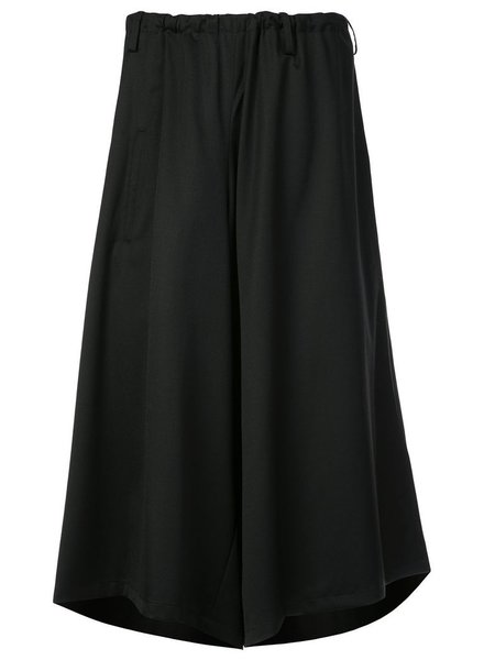 Y'S Y'S WOMEN ASSYMETRY STRING PANTS