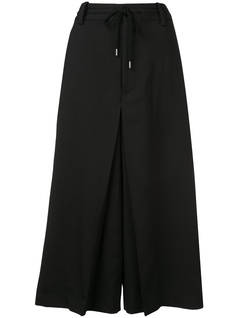 Y'S Y'S WOMEN INSIDE TUCK PANTS