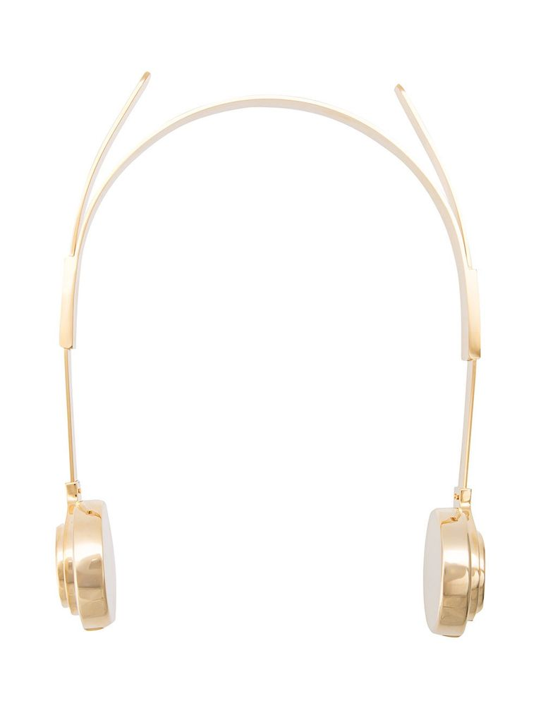 AMBUSH AMBUSH UNISEX HEADPHONE CHOKER