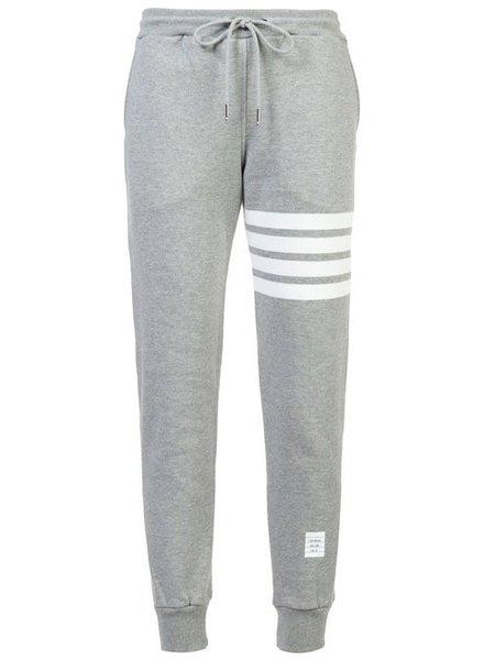 THOM BROWNE THOM BROWNE WOMENS CLASSIC SWEATPANTS IN CLASSIC LOOP WITH ENGINEERED 4 BAR
