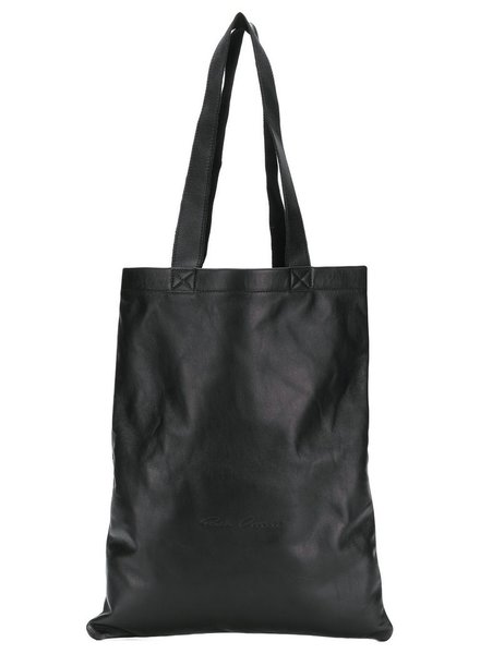 RICK OWENS RICK OWENS UNISEX SMALL SIGNATURE TOTE