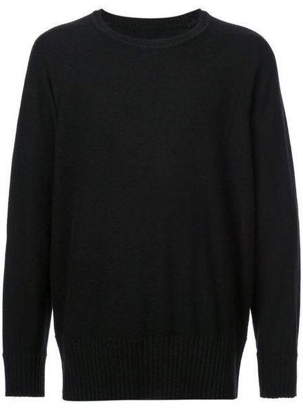 ZIGGY CHEN ZIGGY CHEN MEN RIB COMBO SWEATER