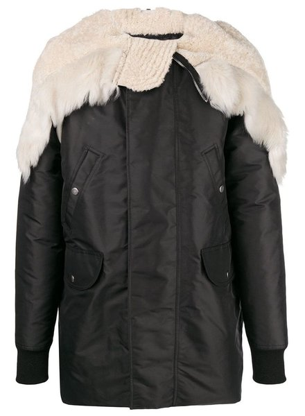 RICK OWENS RICK OWENS MEN JUMBO PARKA BROTHER